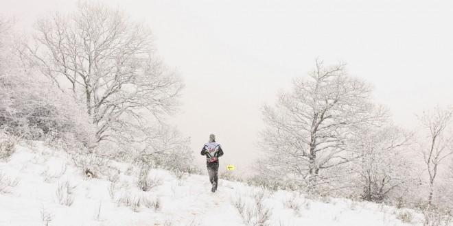Trail du Haut Cantal à Condat (15) – le 2 février 2014