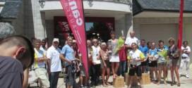 Championnat d'Auvergne du 10 km le 8/6/2014: Ydes est génial!