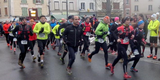 2ème trail des Couteliers – St-Rémy-s-Durolle 15/2/2015