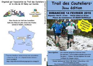 Trail des Couteliers (montagne de Thiers) @ Saint-Rémy-sur-Durolle | Auvergne-Rhône-Alpes | France