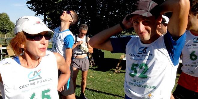 Double victoire au Défi Sancy Ouest – 30/8/2015