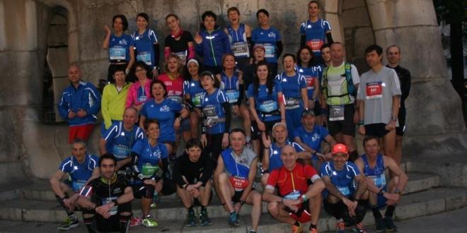 Semi marathon de Barcelone – 14/02/16