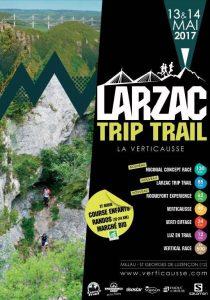 VERTICAUSSE Larzac Trip Trail @ Saint-Georges-de Luzençon | Saint-Georges-de-Luzençon | Languedoc-Roussillon Midi-Pyrénées | France