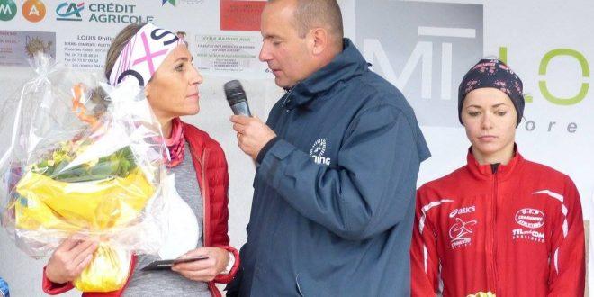 Sophie Pélissier sur sa lancée au Trail des Combrailles (23/10/16)