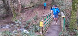 26 février : reconnaissance du trail du Chemin Vert – 25 km