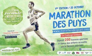 Marathon des Puys Clermont @ Place de Jaude | Clermont-Ferrand | Auvergne-Rhône-Alpes | France