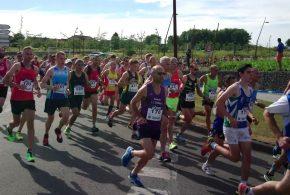 championnat de France de 10 km route à Liévin – 23/6/2018