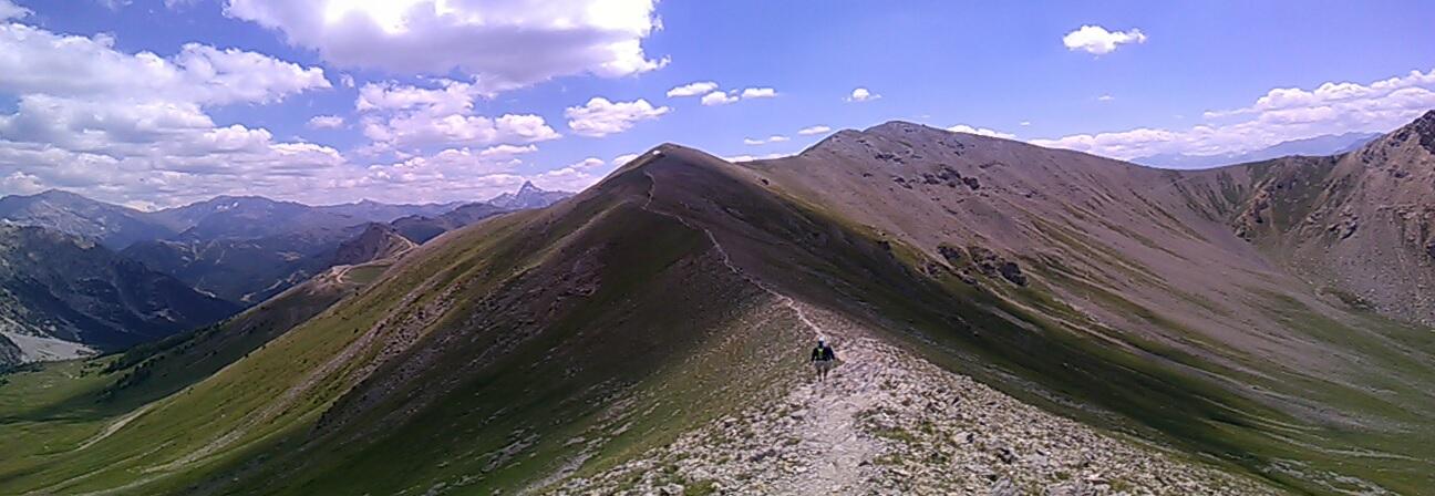 Le Mont Chaberton, porte du ciel