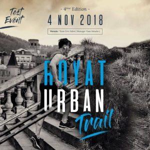 sortie club Royat Urban Trail @ Royat | Royat | Auvergne-Rhône-Alpes | France
