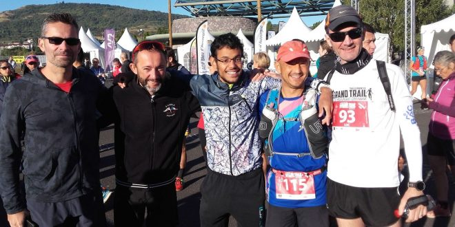 4ème Grand Trail de Clermont-Ferrand – 8/9/2018