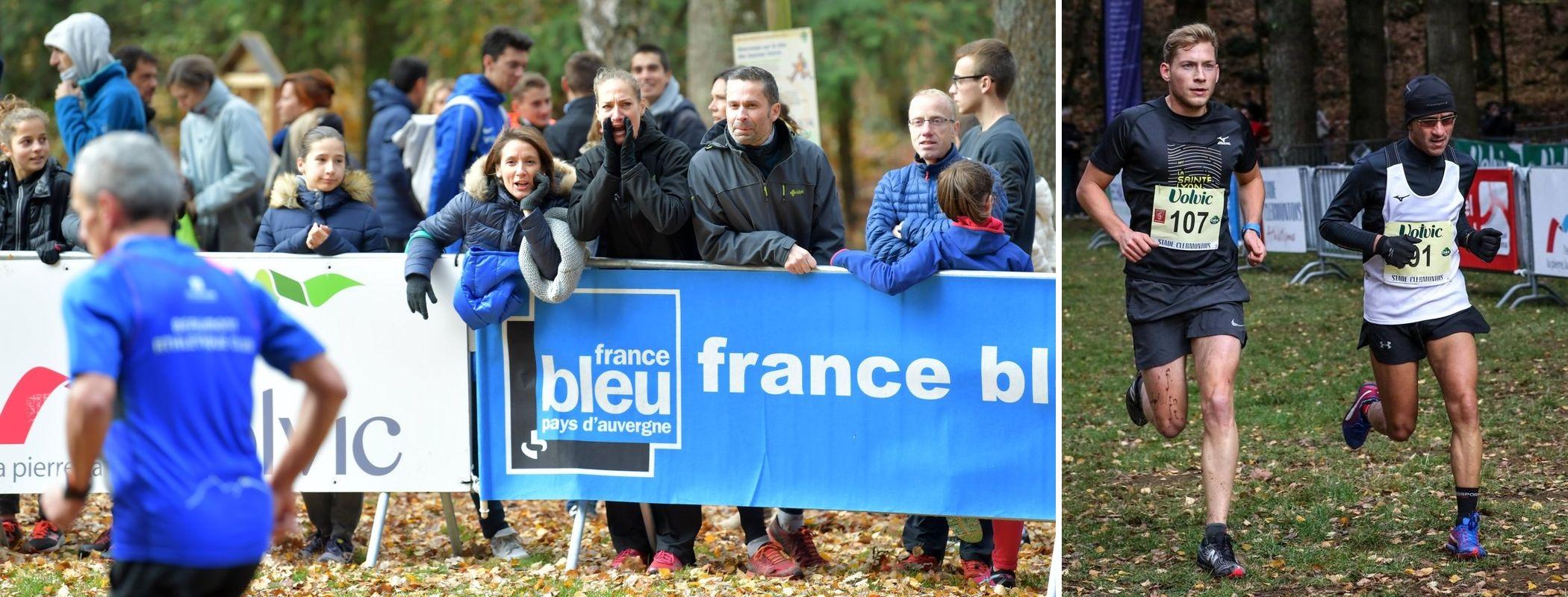 Patrice Pitelet encouragé par Delphine, Audrey, François et Patrice B. - Hassan Hannaoui