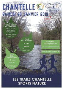 sortie club trail des Moulins de la Bouble @ bourg | Chantelle | Auvergne-Rhône-Alpes | France
