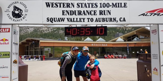 Western States : Ludovic nous raconte son aventure !
