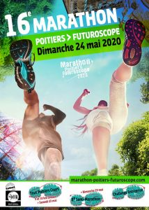 semi et marathon du Futuroscope @ Poitiers