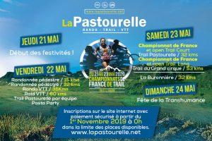 La Pastourelle - championnat de France de trail 2020 @ Salers