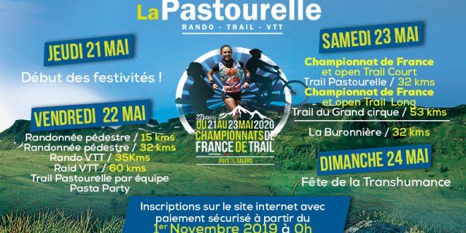 La Pastourelle – championnat de France de trail 2020