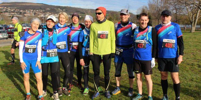 éco-trail de Cournon, dernière course avant la trêve – 8/3/2020