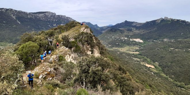 Reconnaissance sur les tracés des trail Cathares – 15 mai 2021