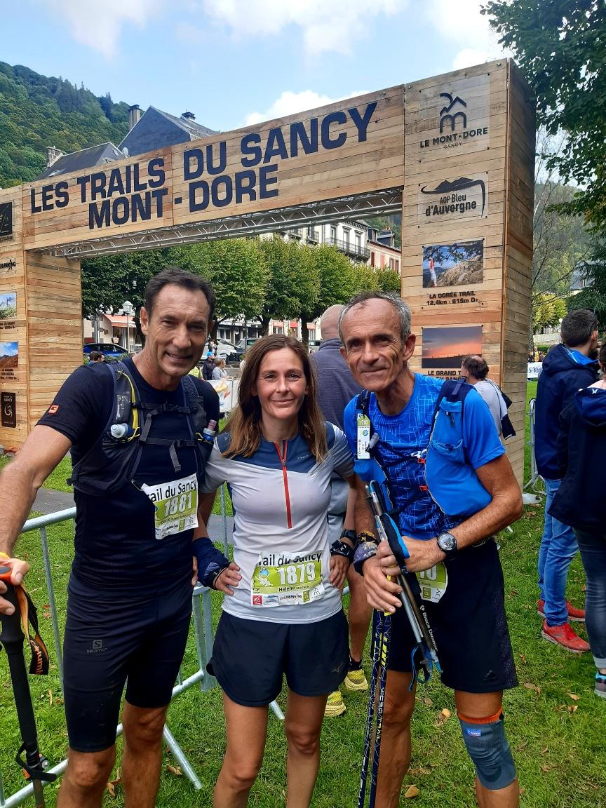 Denis, Hélène et Jean-Marc